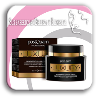 Centro Médico Estética Topal, Madrid, belleza y bienestar, Productos, facial, Luxury gold crema noche 50 ml