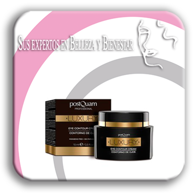Centro Médico Estética Topal, Madrid, belleza y bienestar, Productos, facial, Luxury gold contorno de ojos 15 ml
